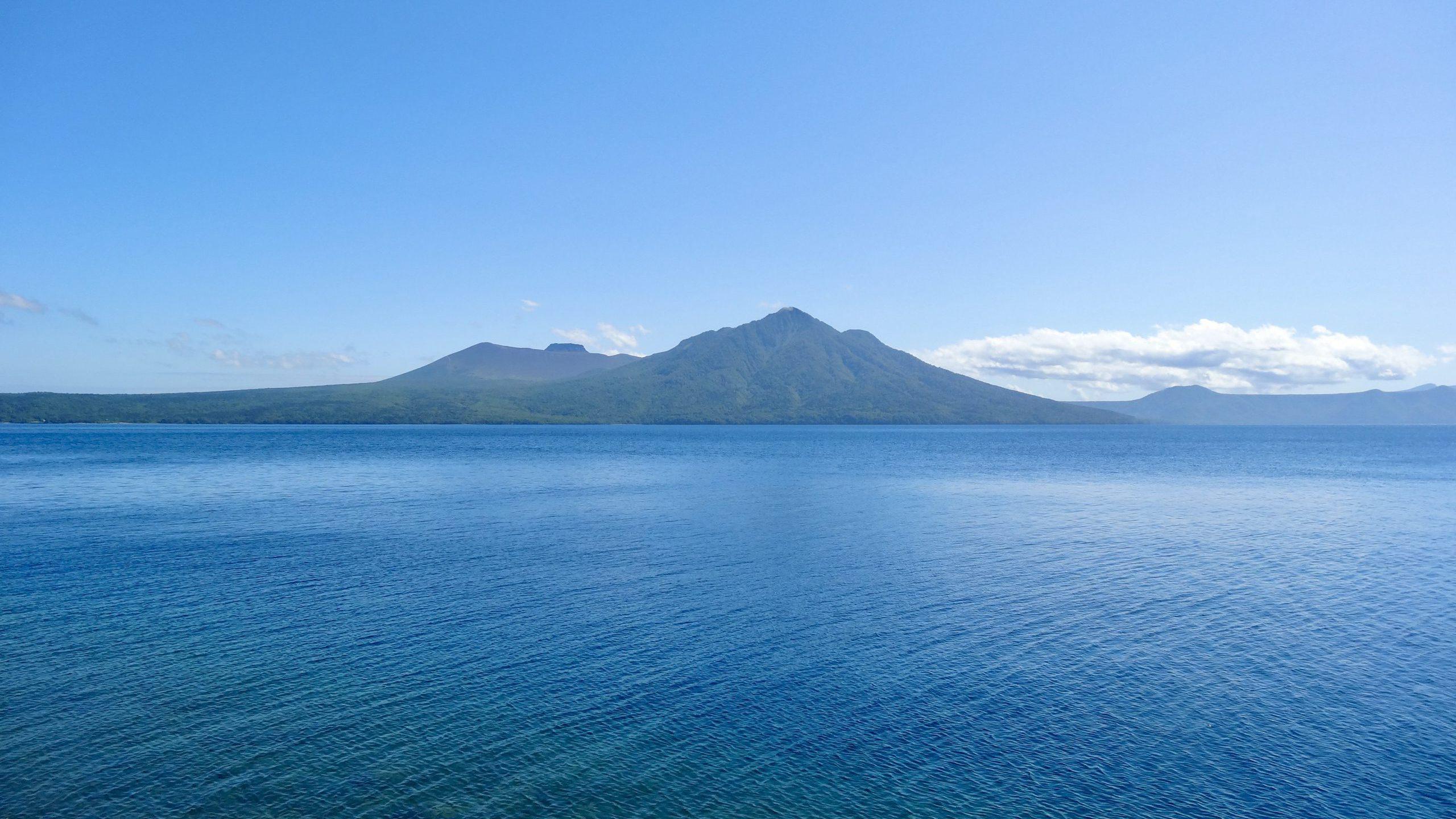 Lake Shikotsu and Shikotsuko Onsen