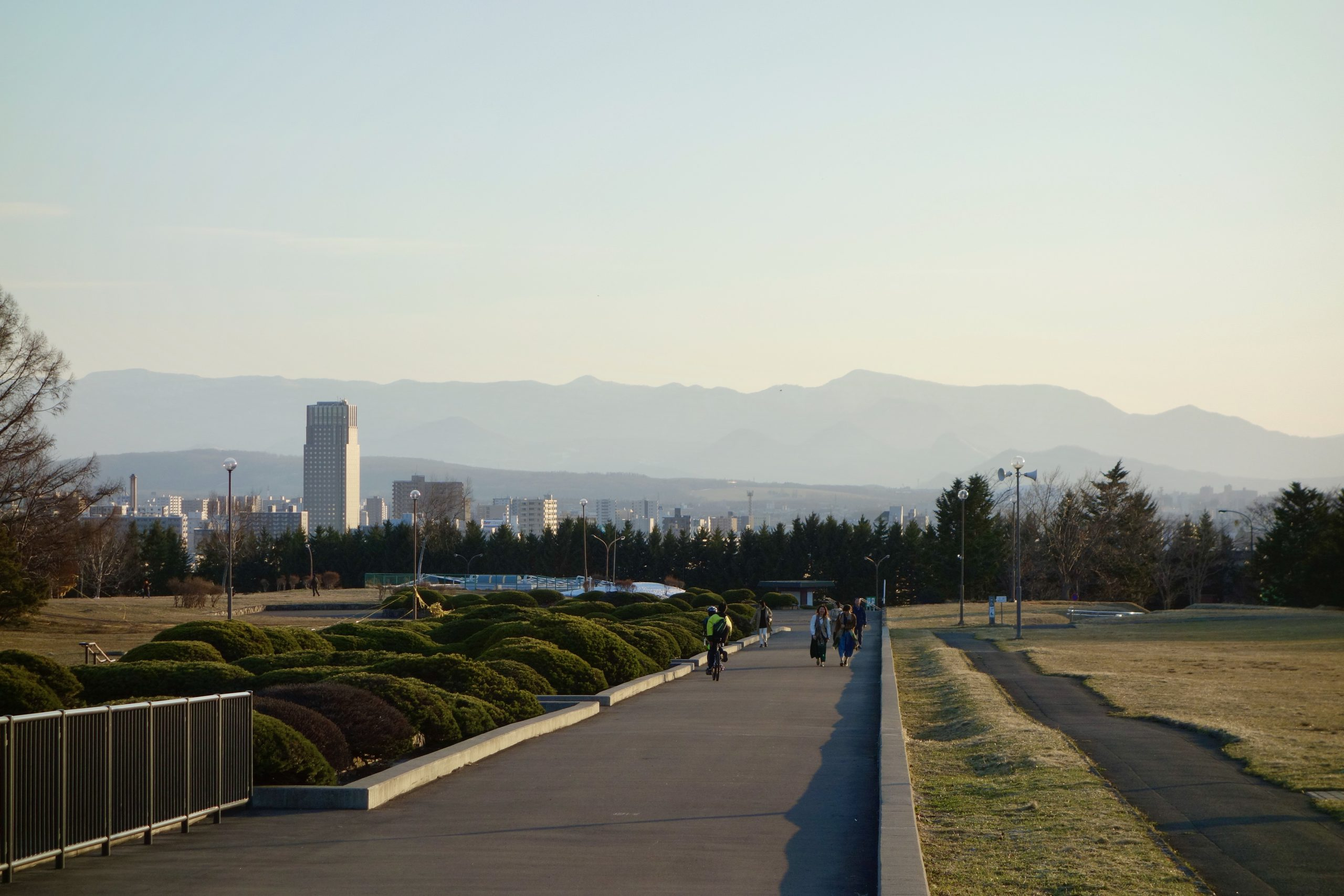 Nopporo Forest Park and Hokkaido Museum