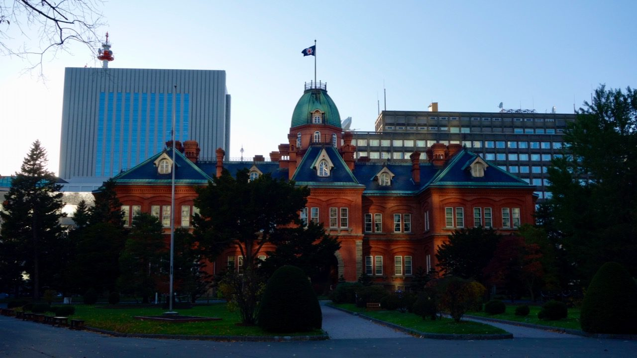 Historic Heart of Sapporo