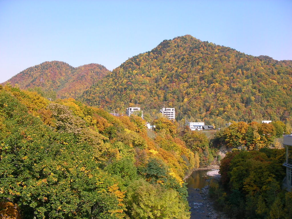 Day-trip to Jozankei Onsen