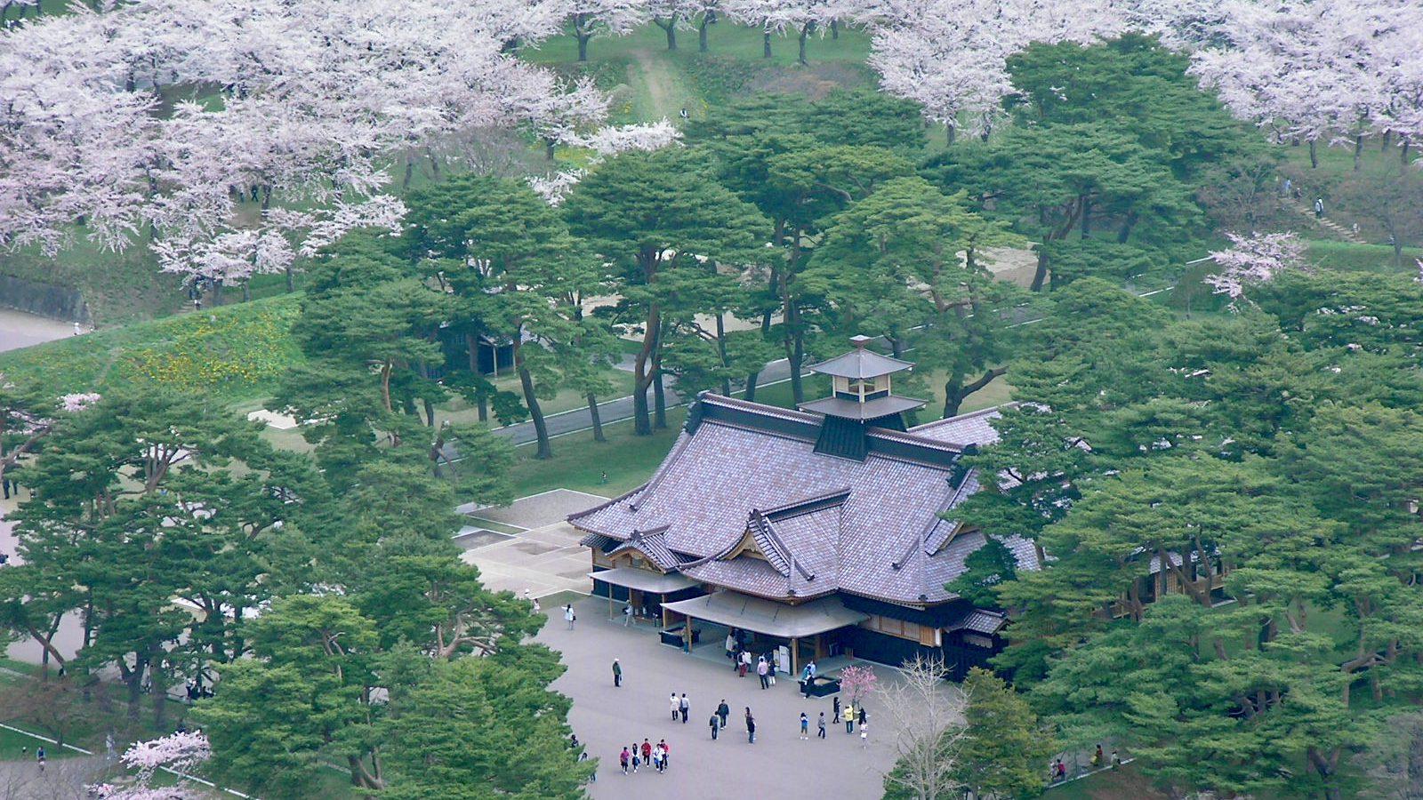 Hakodate Goryokaku Park