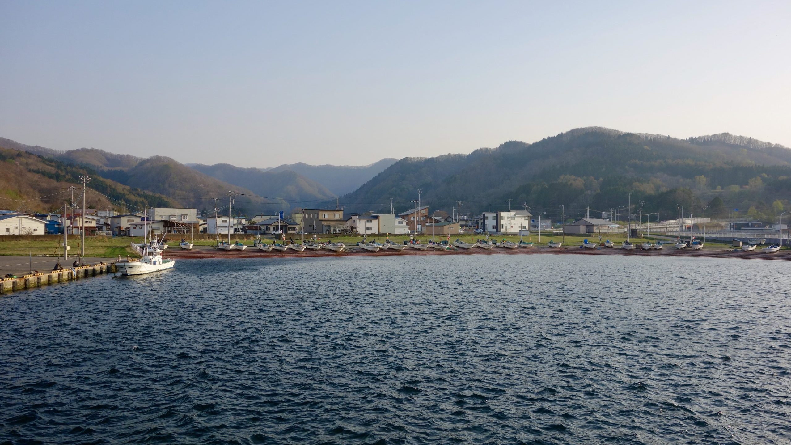 Beaches and Coasts in Eastern Hakodate