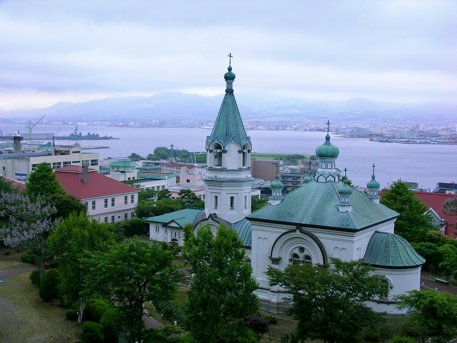 Churches and Convents in Hakodate