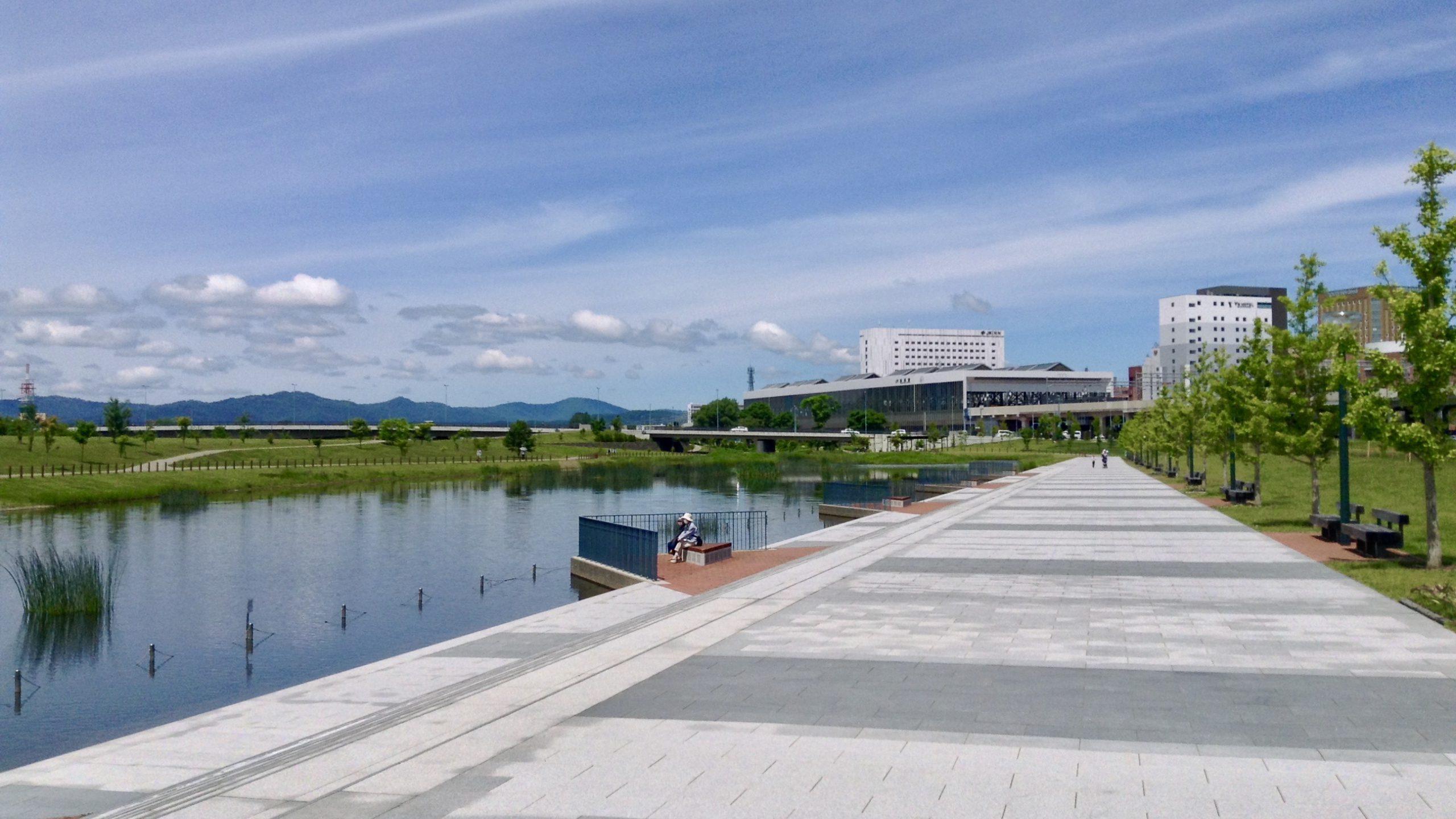 Parks and Gardens in Asahikawa