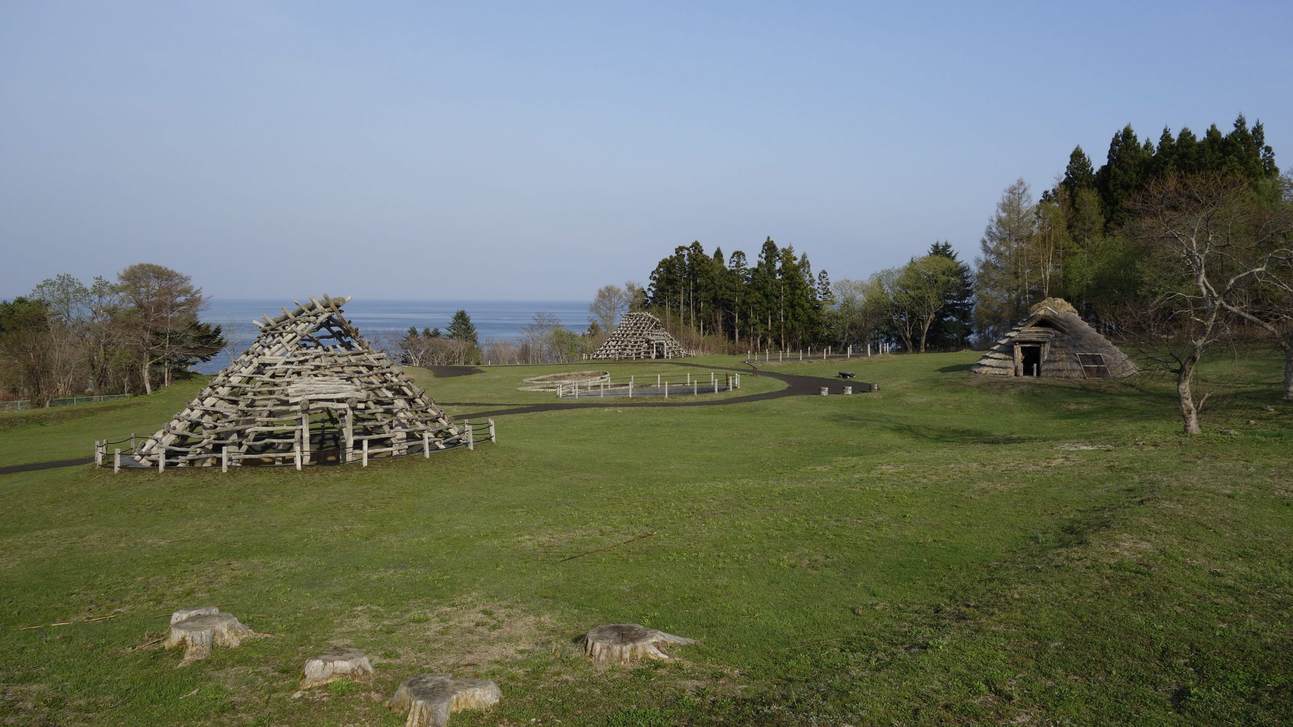 Hakodate Minamikayabe and Jomon Culture