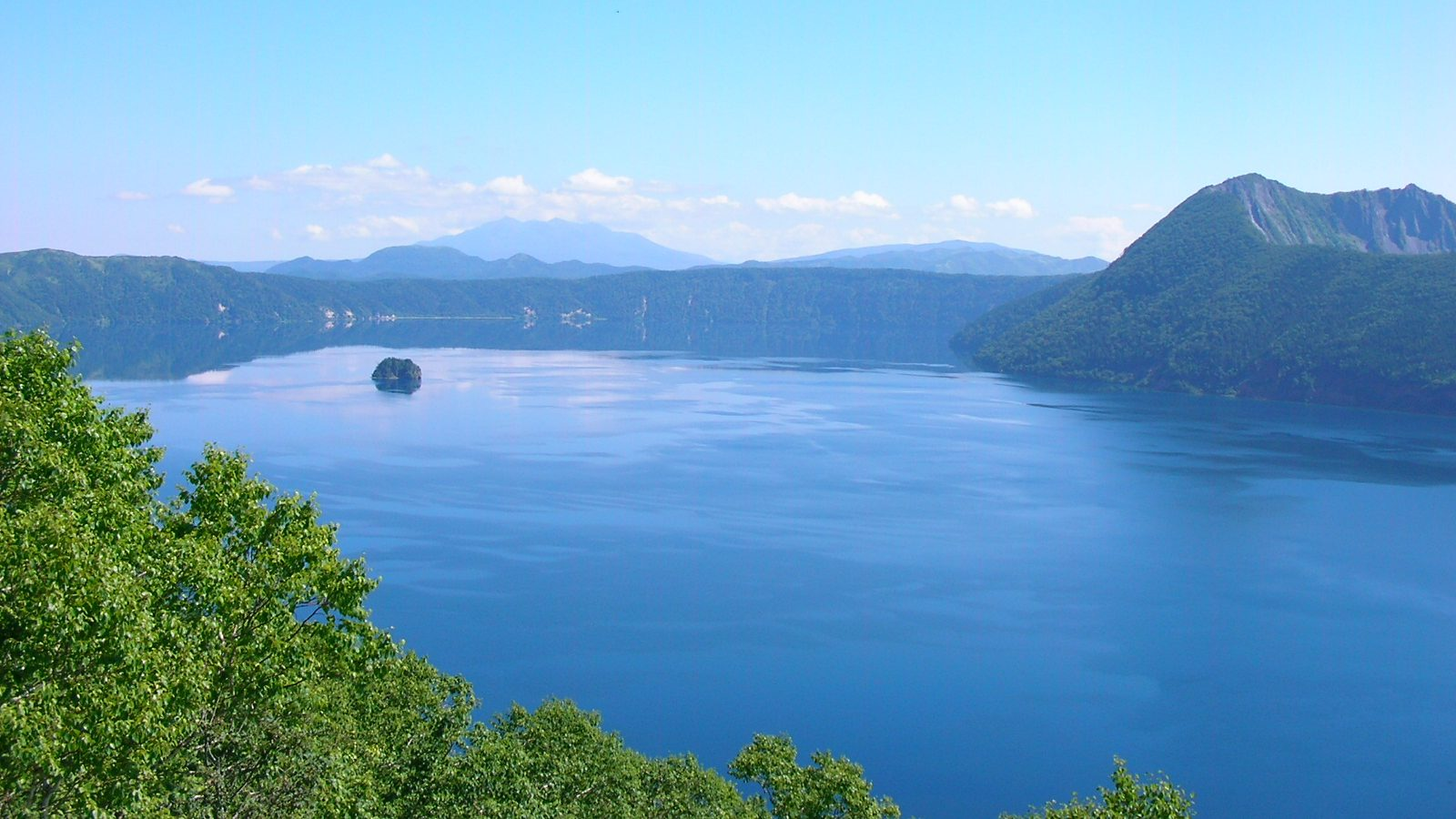 Lake Mashu and Viewpoints