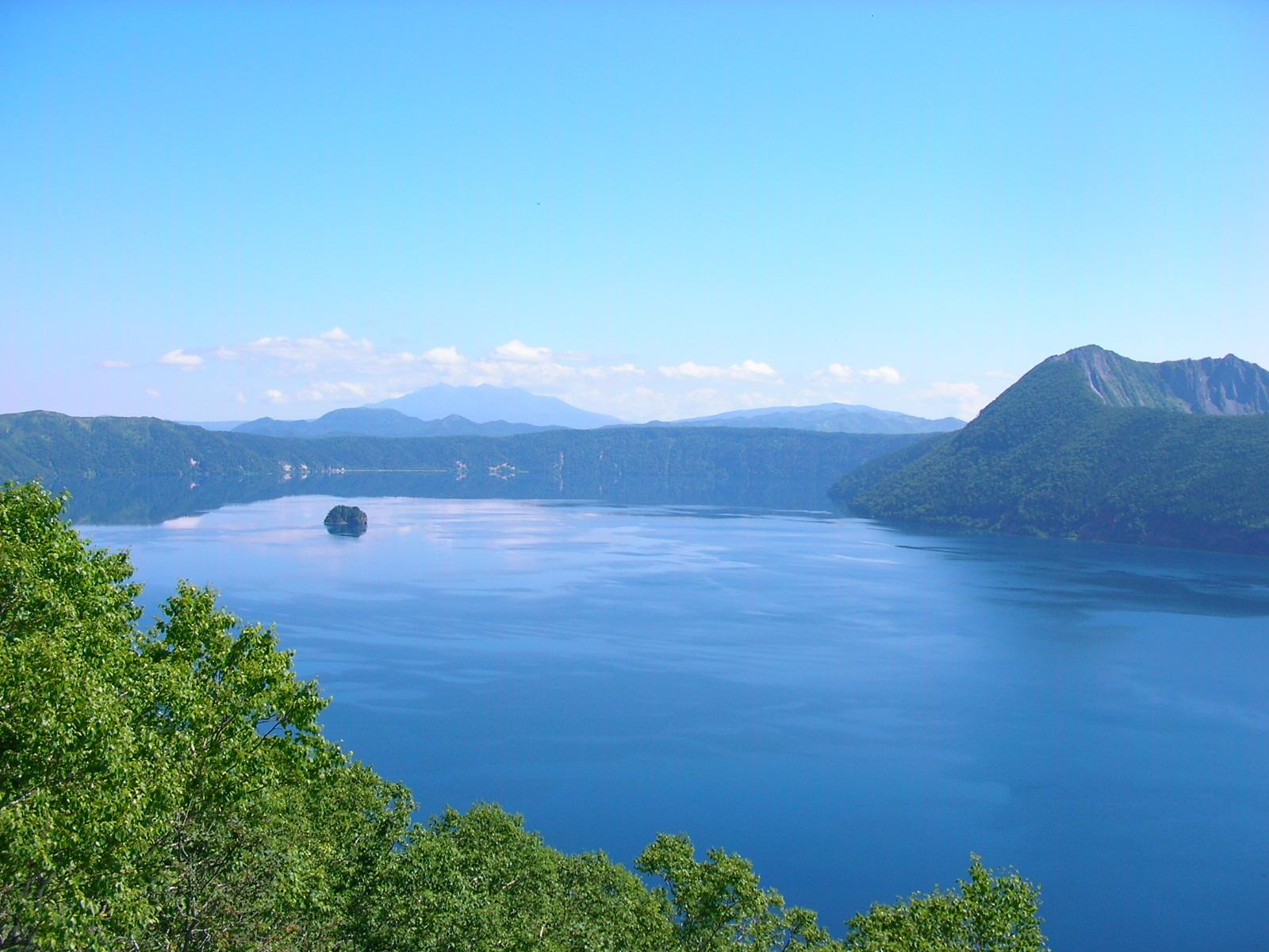 Lake Mashu and Viewpoints