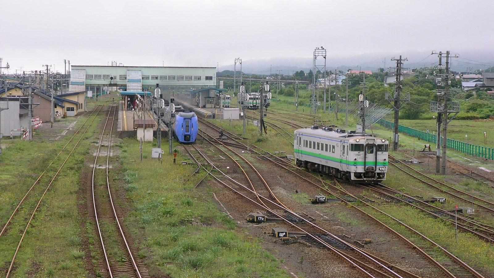 Oshamanbe: Bayside Railway Town