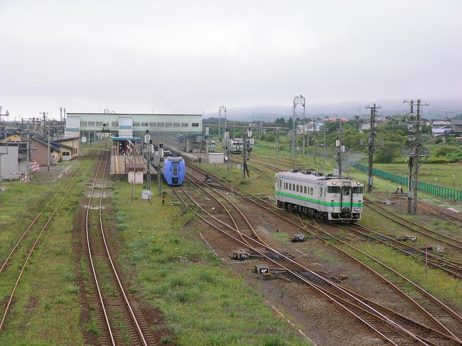 Oshamanbe: Welcoming Bayside Railway Town
