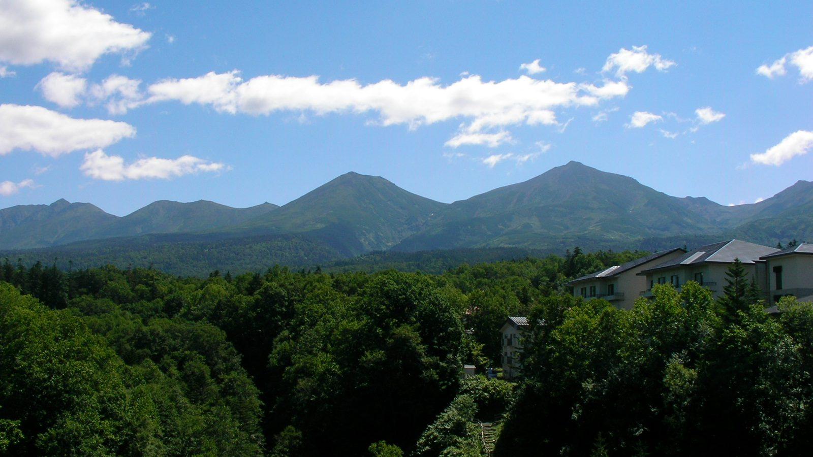 Biei Blue Pond and Shirogane Onsen