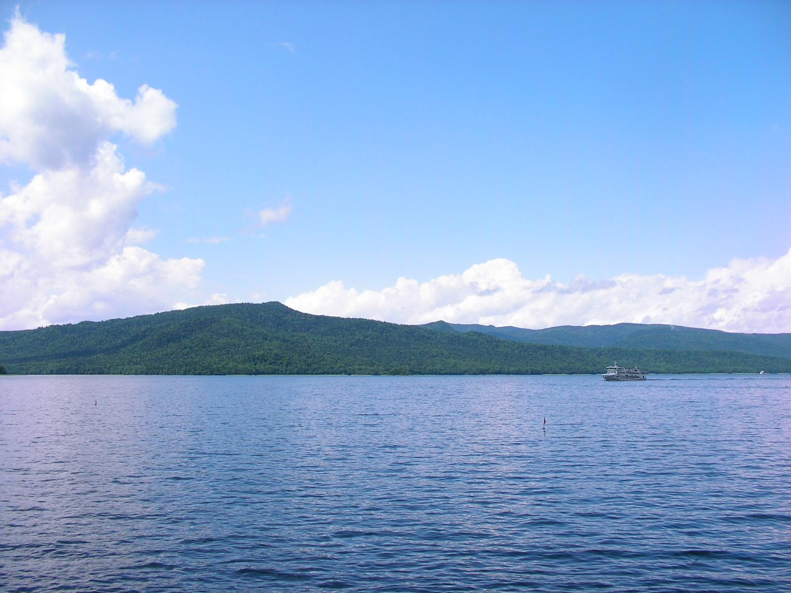 Lake Akan and Akanko Onsen