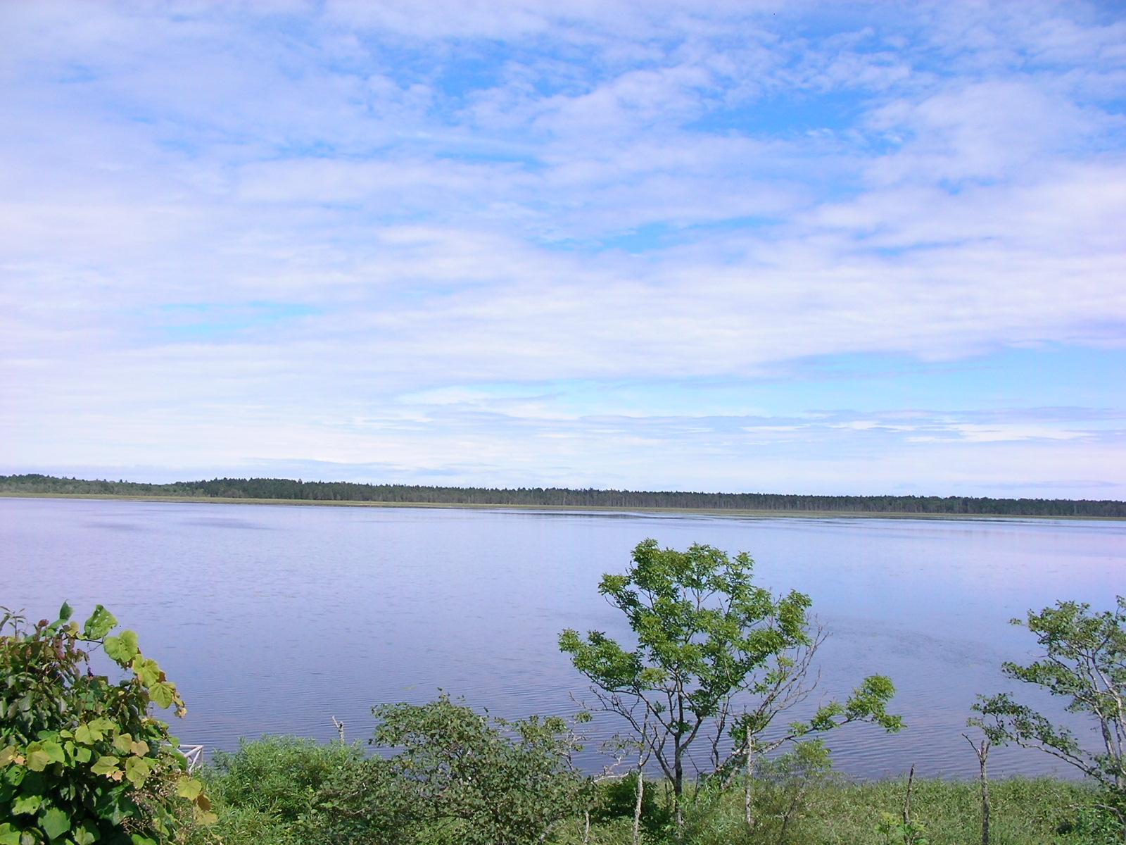 Lake Furen and Shunkunitai Sandbank