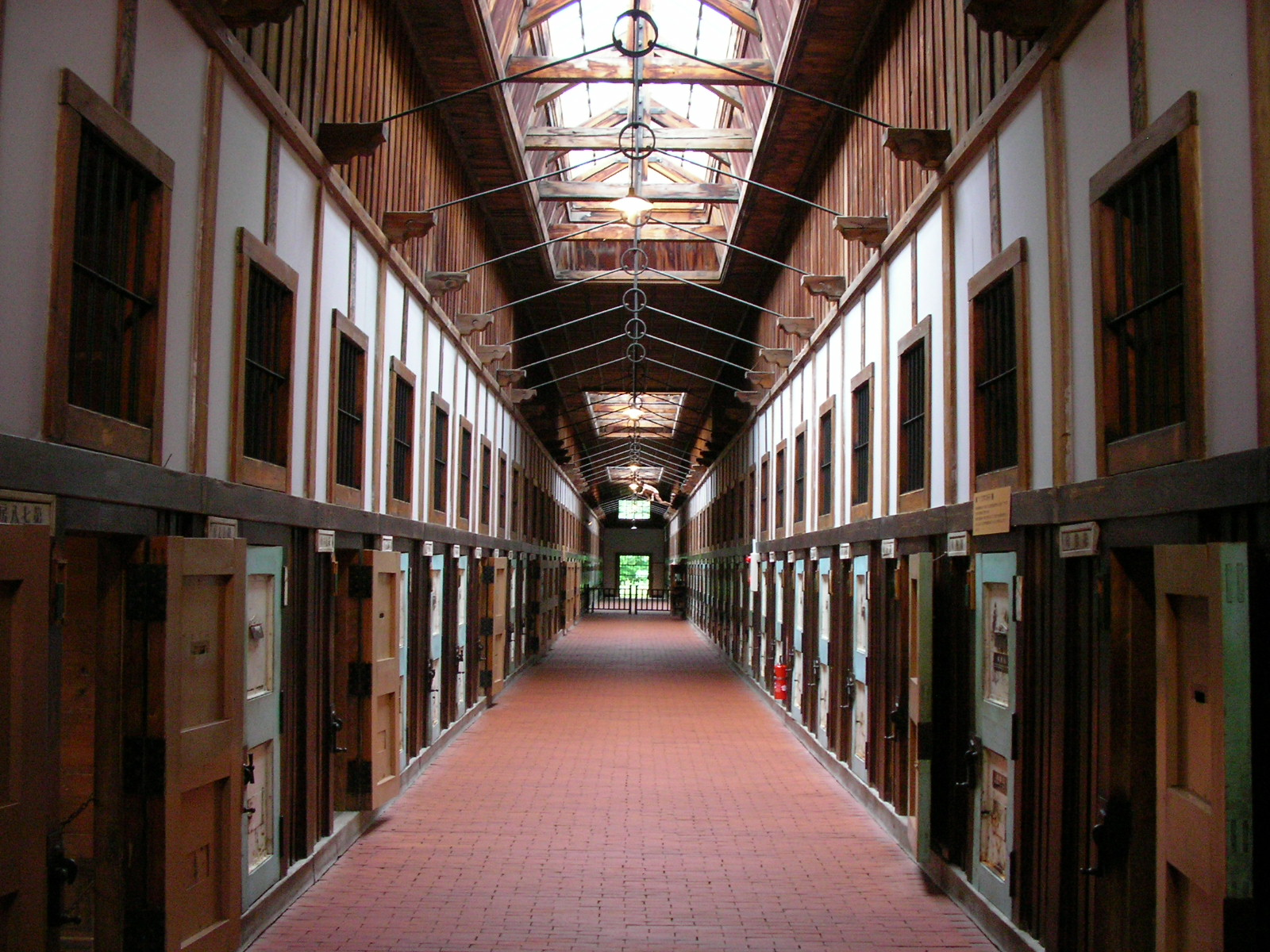 Abashiri's Prison History and Museum