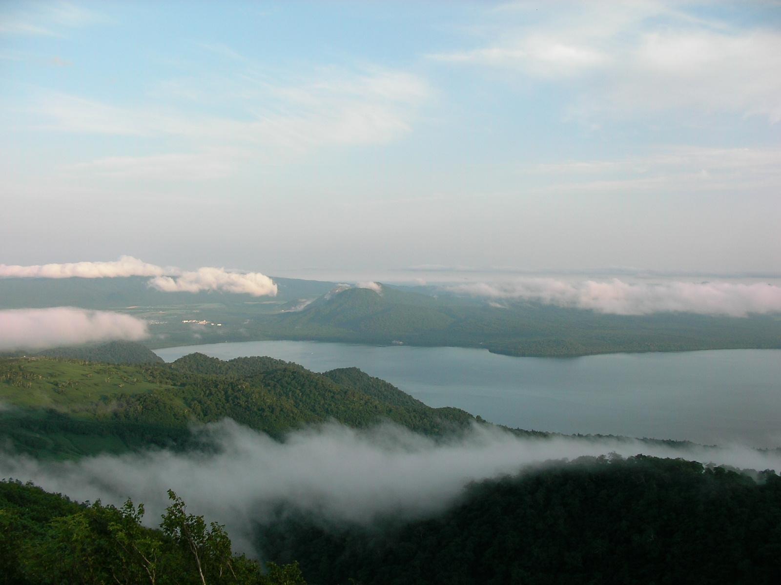 Mount Mokoto-yama and Highland Byway