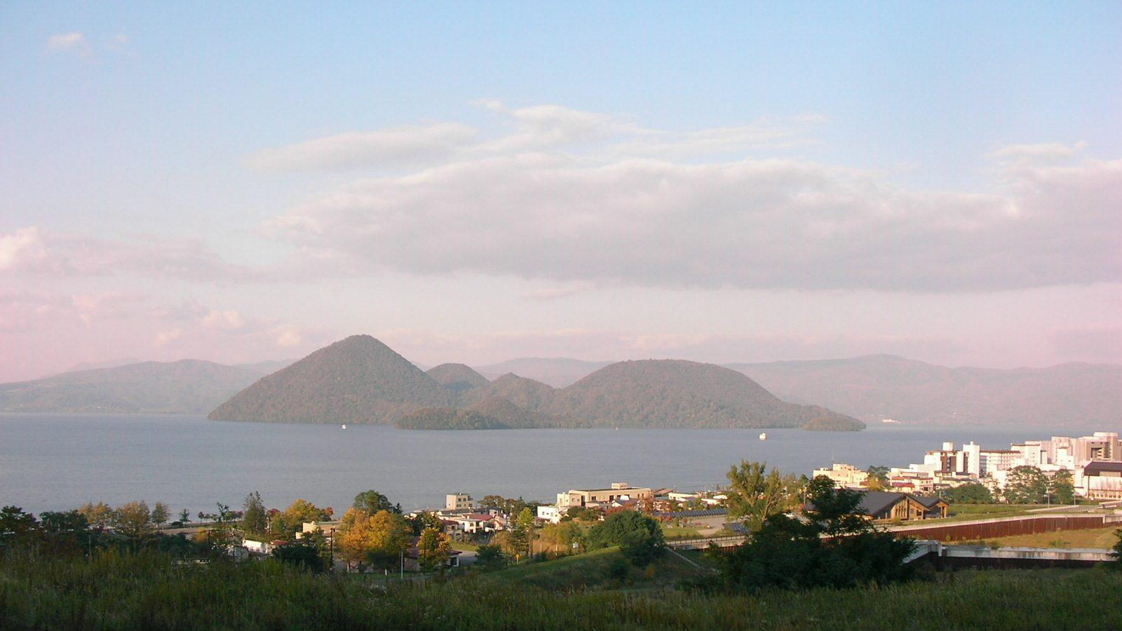 Lake Toya and Toyako Onsen