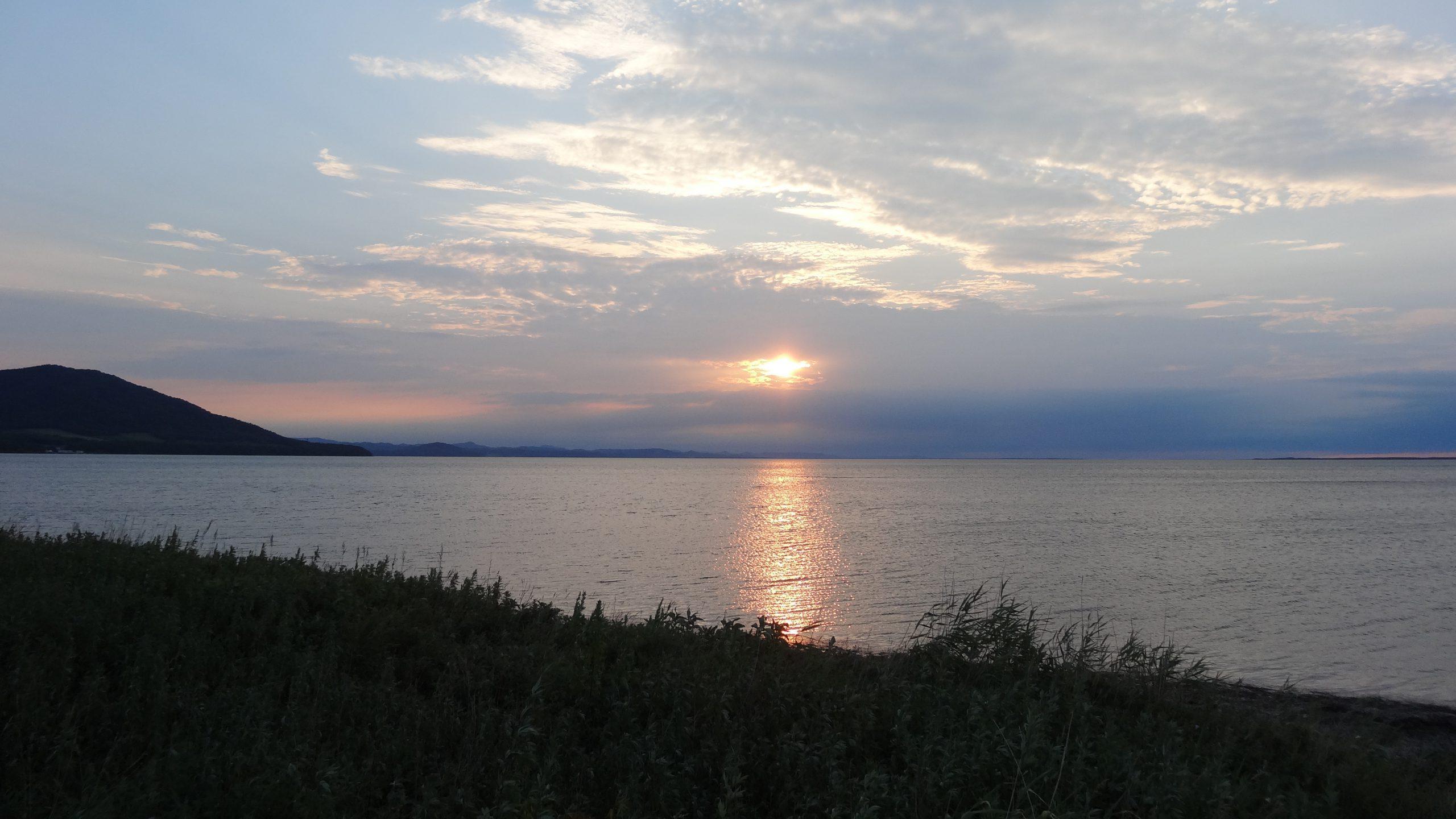Hokkaido's Largest Lake Saroma-ko