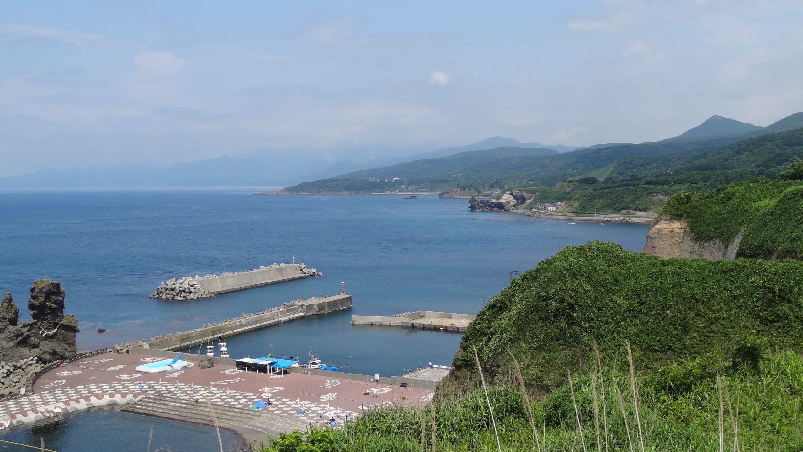 Hiyama Coast and Oiwake Soran Line