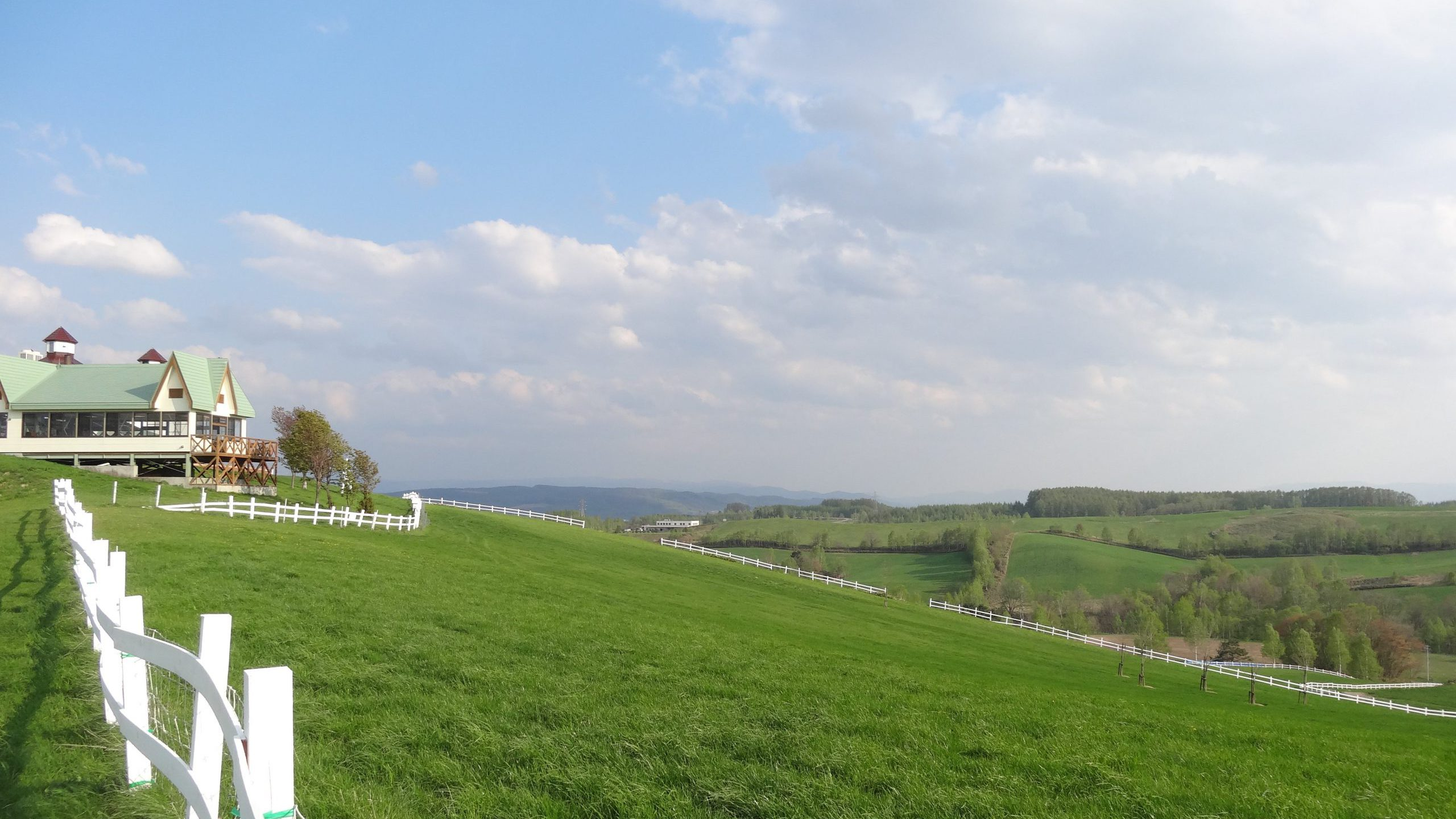 Shibetsu Rural Landscapes