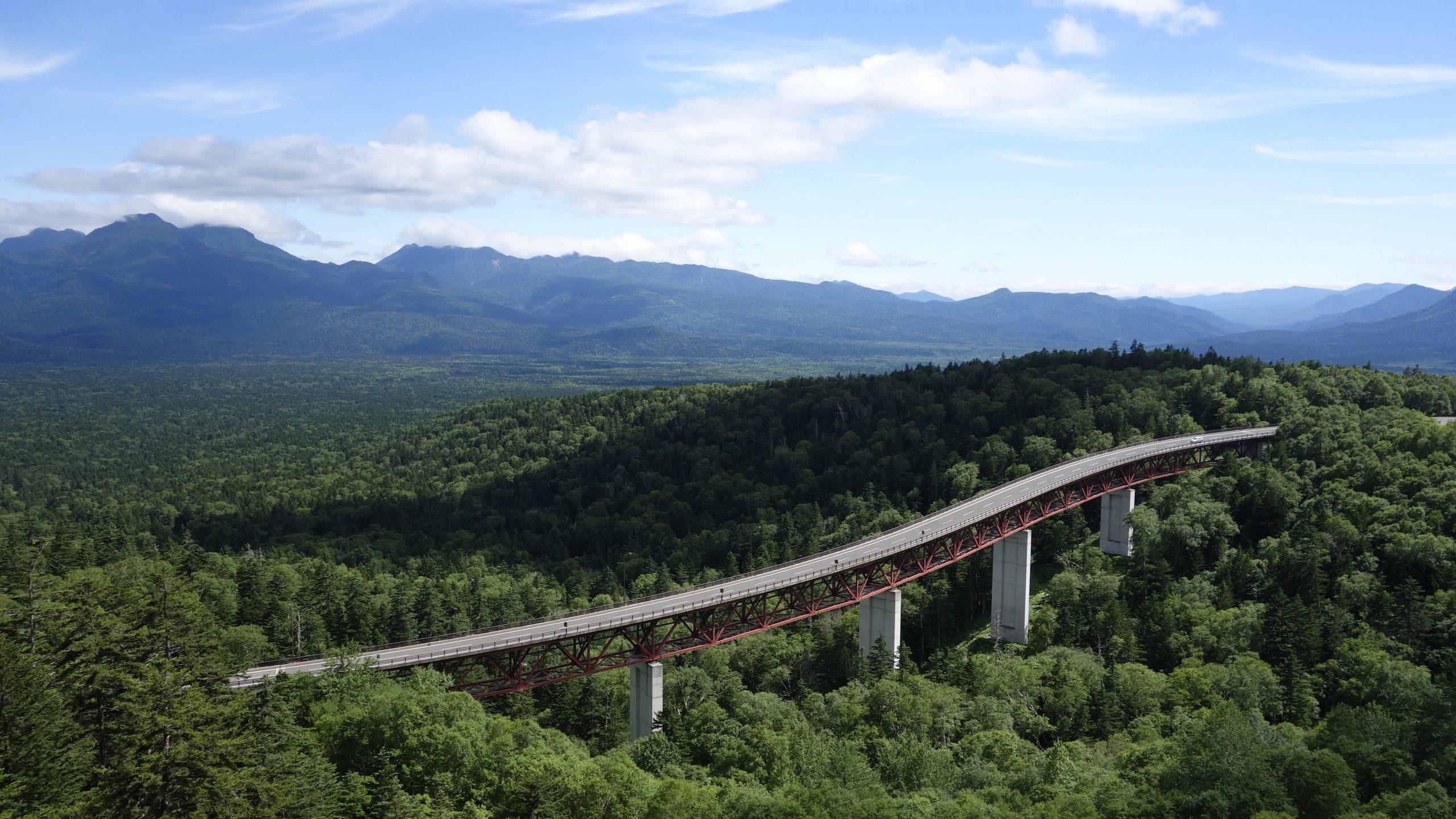 Northern Tokachi (Obihiro to Sounkyo)