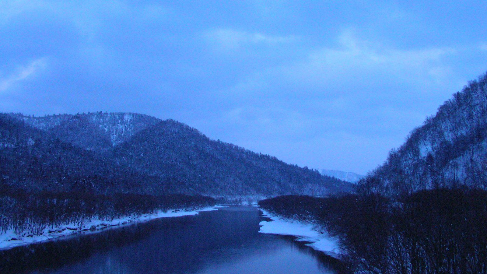 Tranquil Mountain Village Otoineppu