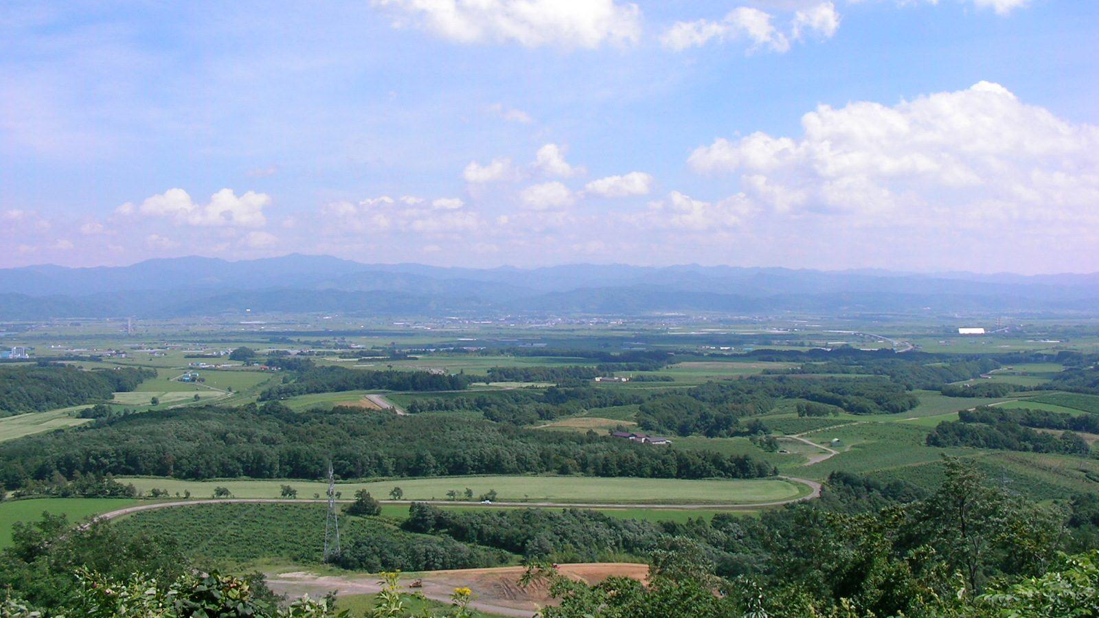 Urausu: Sorachi's Good Picnic Spot