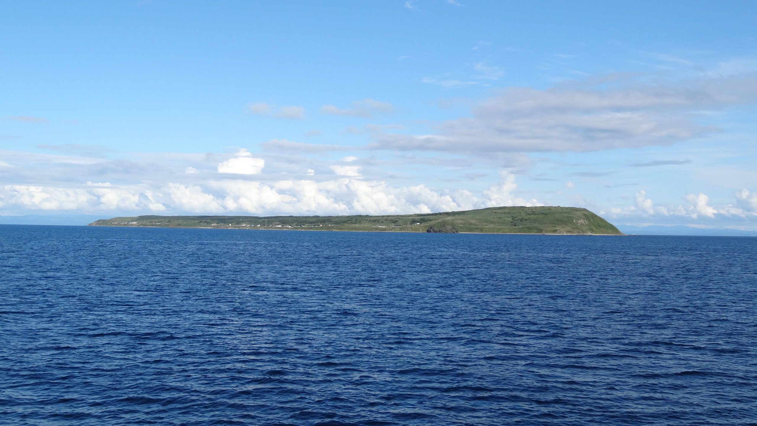 Yagishiri-to Island