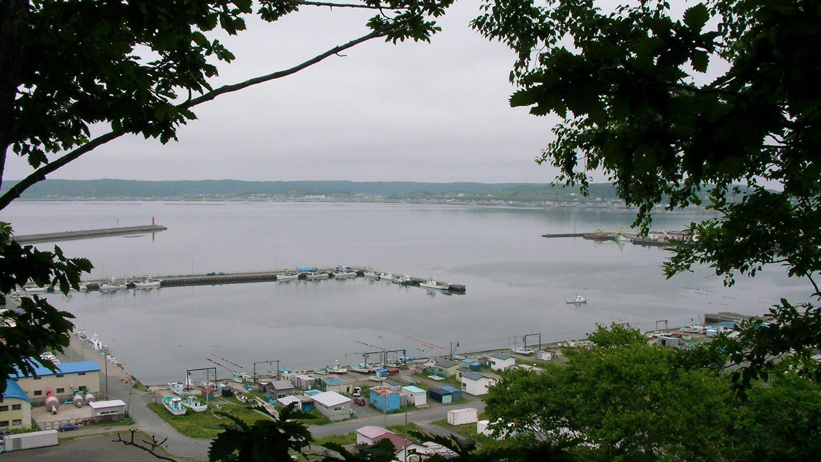 Nature-rich Fishing Town Akkeshi
