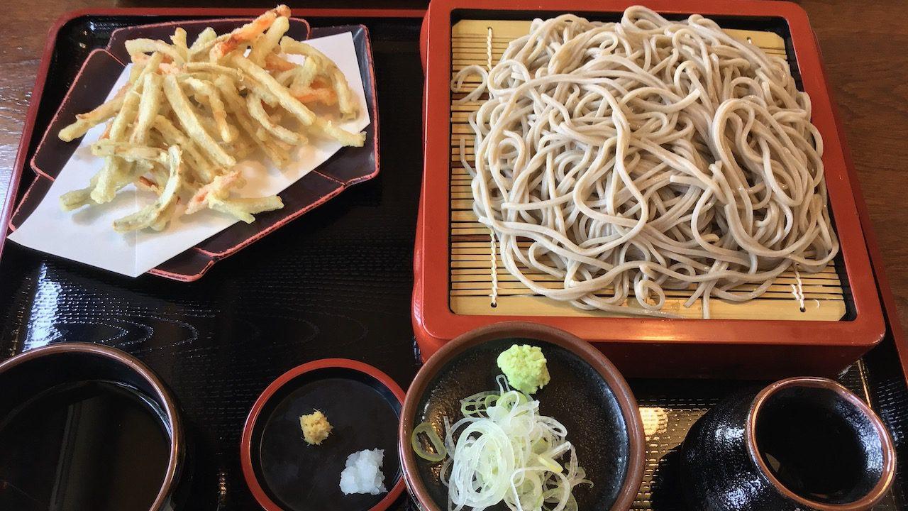 Soba & Udon in Hokkaido