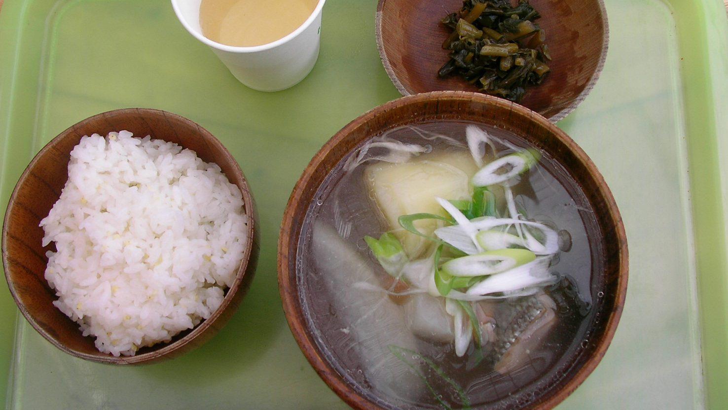 Ainu Cuisine in Hokkaido