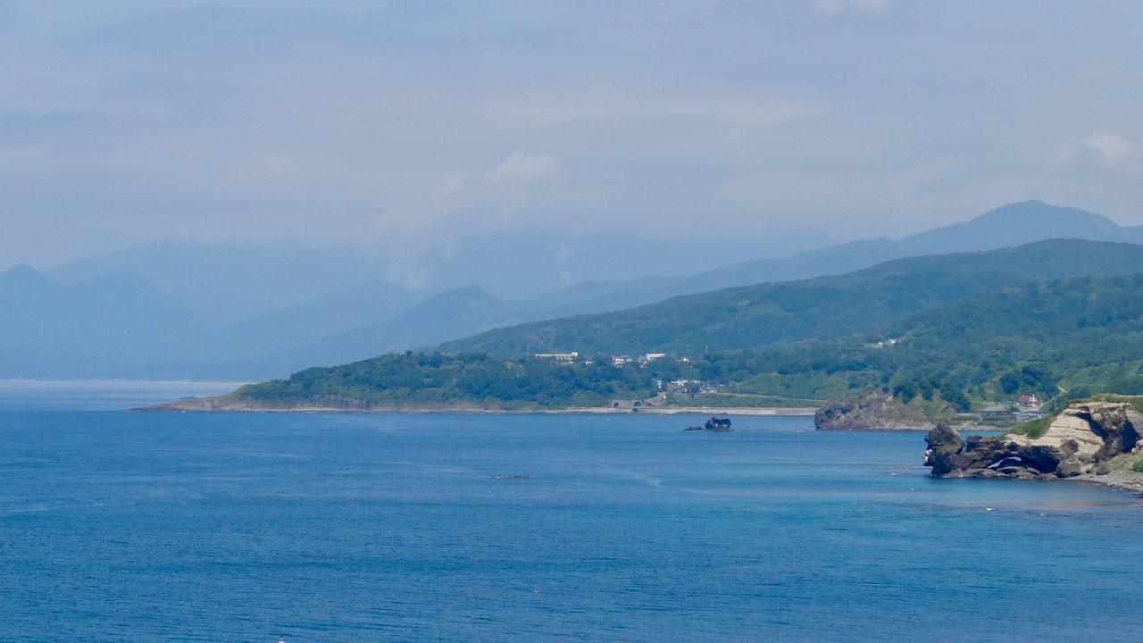 Hiyama Coast Line (Esashi to Setana)